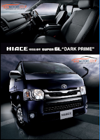 Hiace Super GL Dark