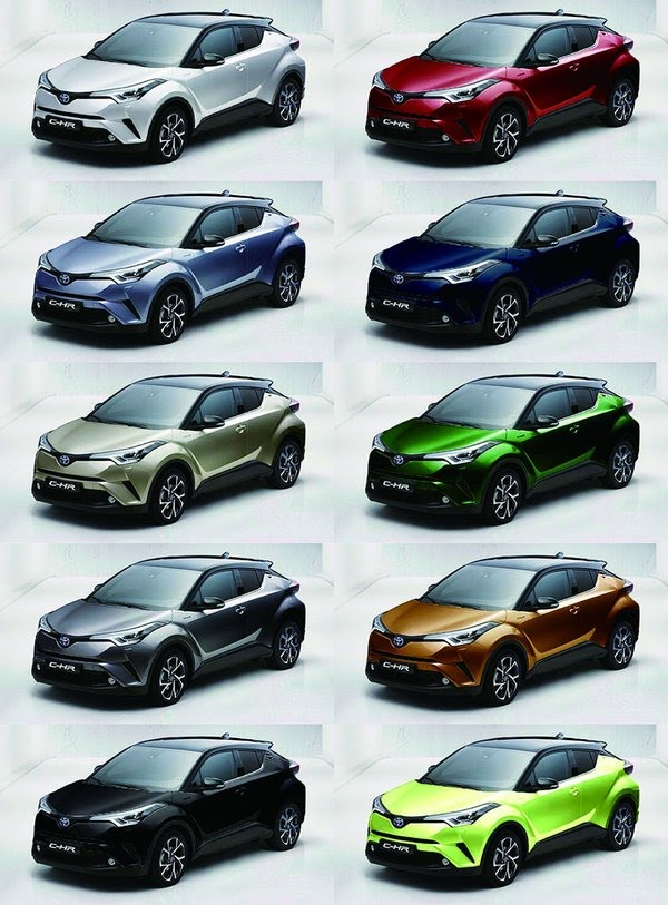 toyota ch r coming soon trust reliable japan car exporter