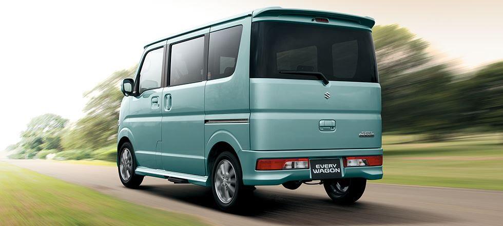 Suzuki Every Wagon - Trust & Reliable Japan Car Exporter
