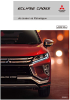 Eclipse Cross Accessories Catalog